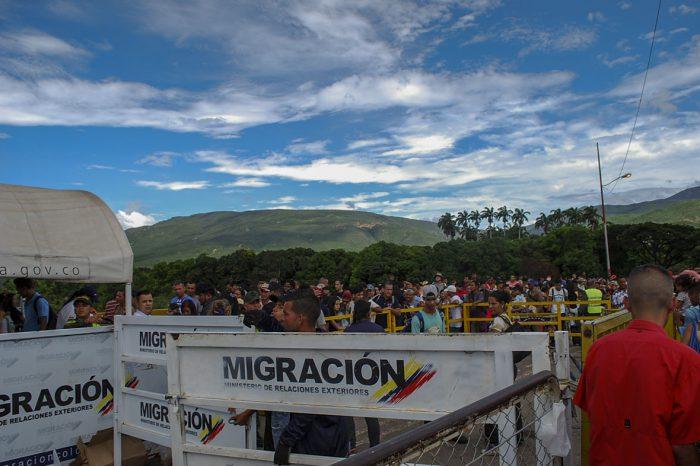 Frontera Colombia Venezuela