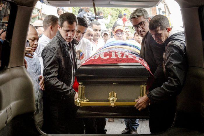 Guaidó sobre asesinato de Edmundo Rada: es un mensaje de la dictadura al que disiente