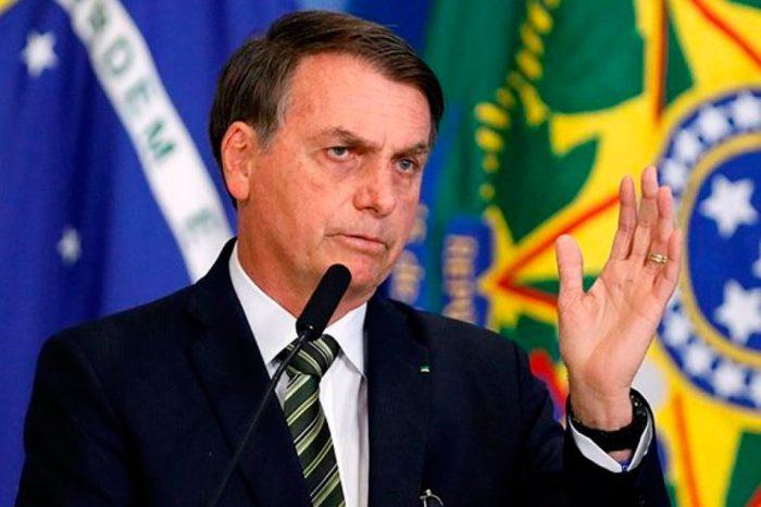 Bolsonaro se reune con Donald Trump