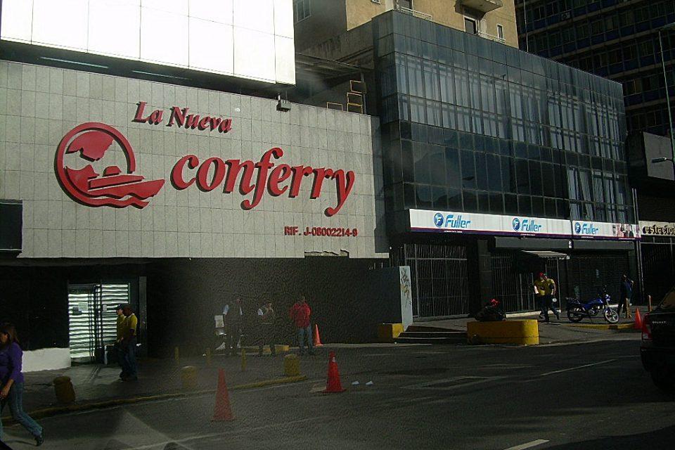 Conferry