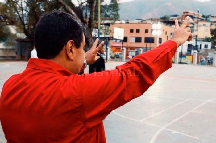 Maduro presidente de nadie