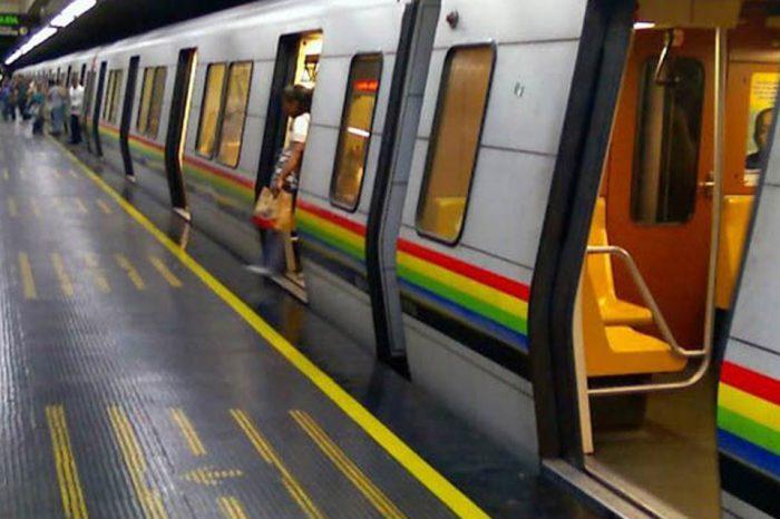 Metro de Caracas realizará trabajos de rehabilitación de vía férrea a partir del #17Oct