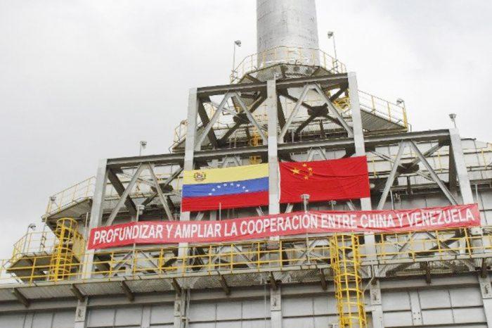 Embarques de crudo venezolano a China caen y los saudíes apovechan