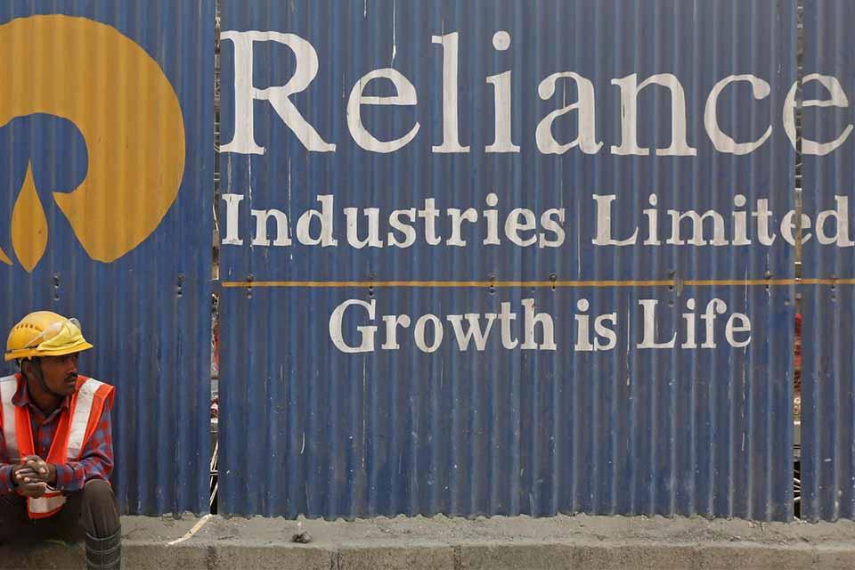 Reliance Industries petróleo