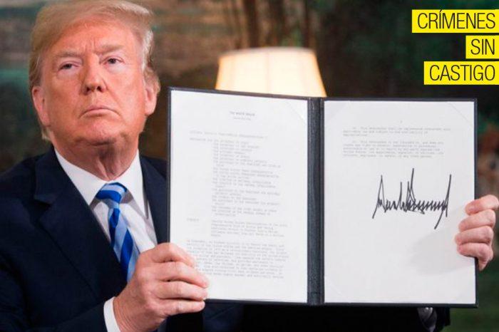 Sanciones de Trump