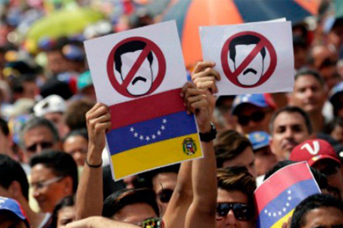 Venezolanos en Miami rechazan la ruta trazada por la Asamblea Nacional