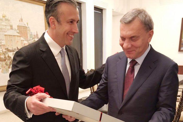 Viceprimer ministro ruso visita Venezuela el sábado 5 de octubre. Participará en la reunión de la Comisión Intergubernamental Rusia-Venezuela