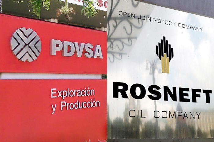 Pdvsa reduce su deuda con Rosneft