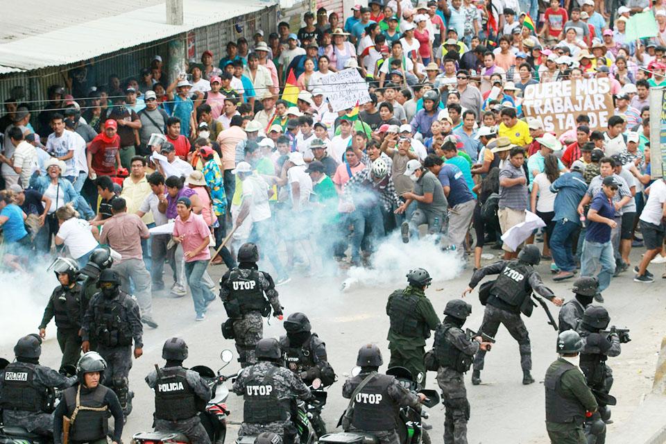 Oposición boliviana rechaza auditoría acordada por el gobierno y la OEA