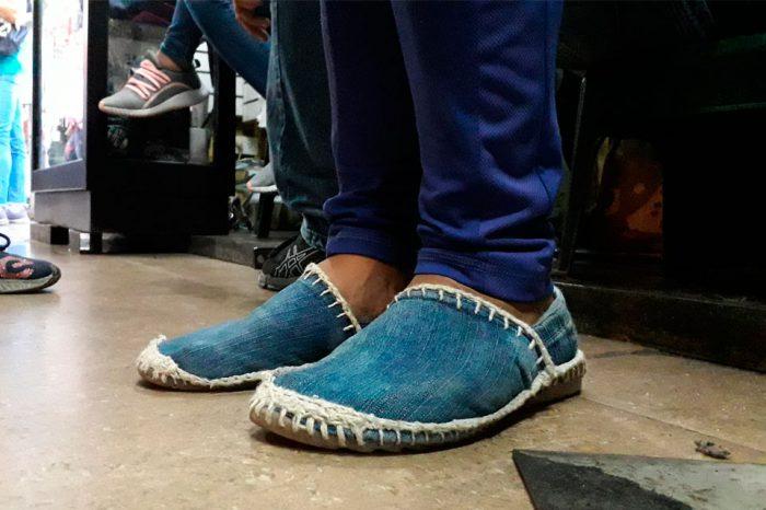 Elaboración propia: lo más cercano a estrenar un par de zapatos (III)