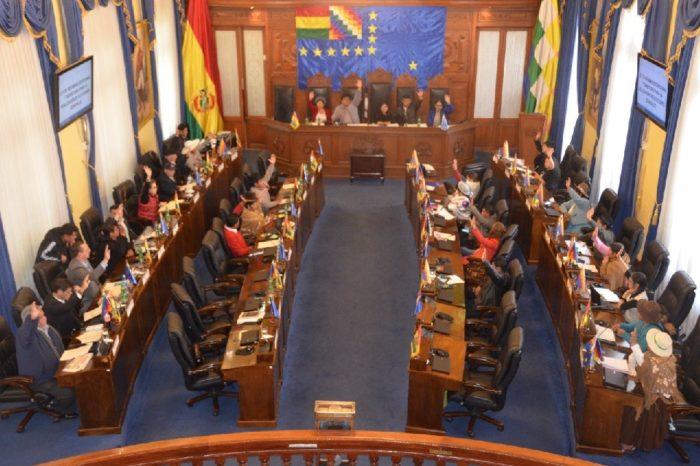 Senado de Bolivia aprueba ley excepcional para ir a elecciones generales