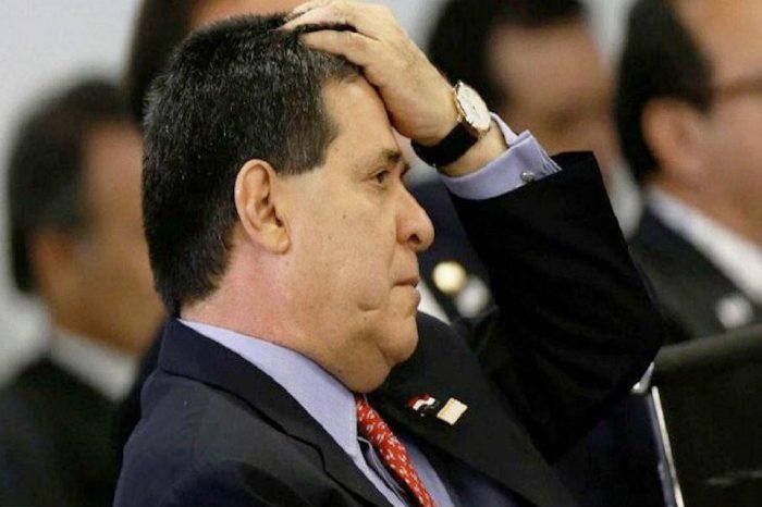 Brasil emite orden de captura contra expresidente paraguayo Horacio Cartes