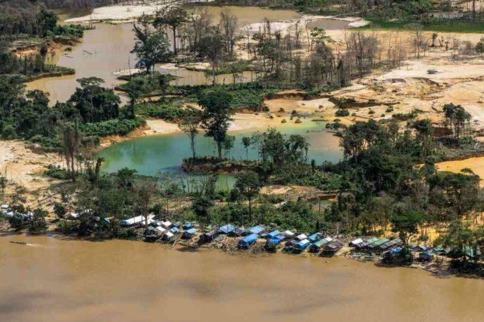 Canaima | El paraíso envenenado por el oro