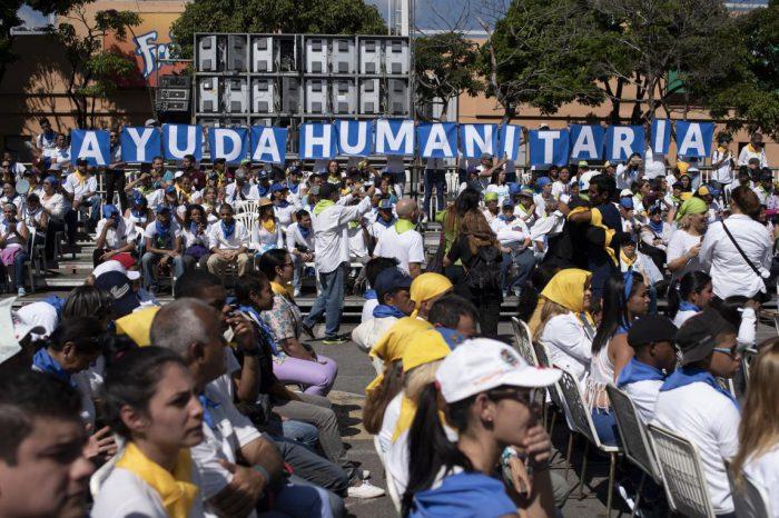 Plan de Respuesta Humanitaria para Venezuela solo ha recaudado 20% de lo necesario