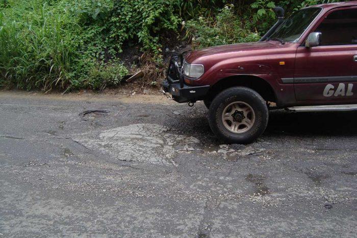 La vialidad es el principal dolor de cabeza para los conductores del barrio Maca