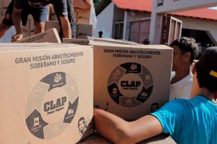 Cajas CLAP aportan solo 8,91% del requerimiento calórico de las familias