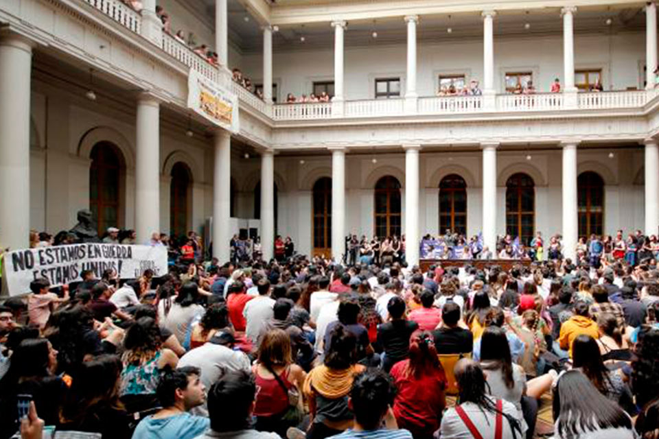 Chile: Defiende su democracia