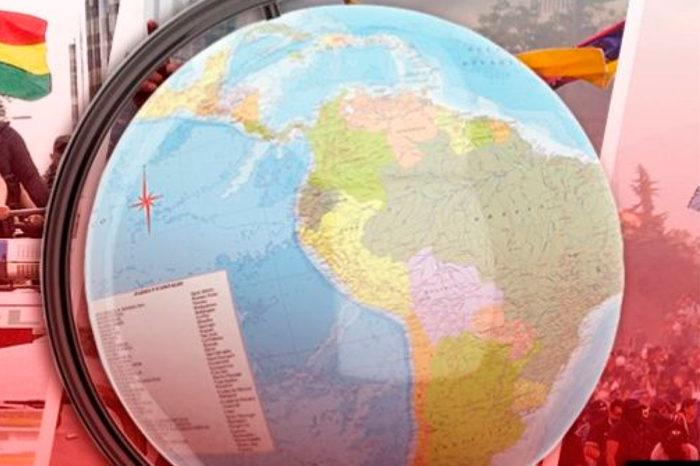 En jaque América Latina
