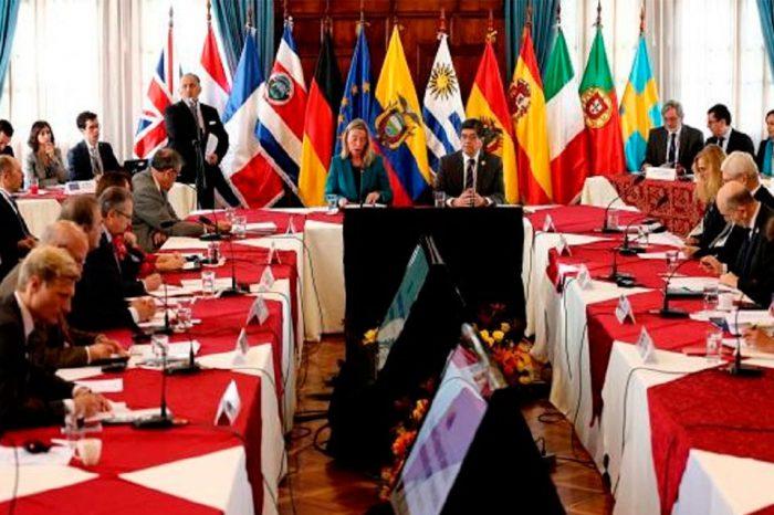 Grupo Internacional de Contacto reconoce a Guaidó como presidente de la AN