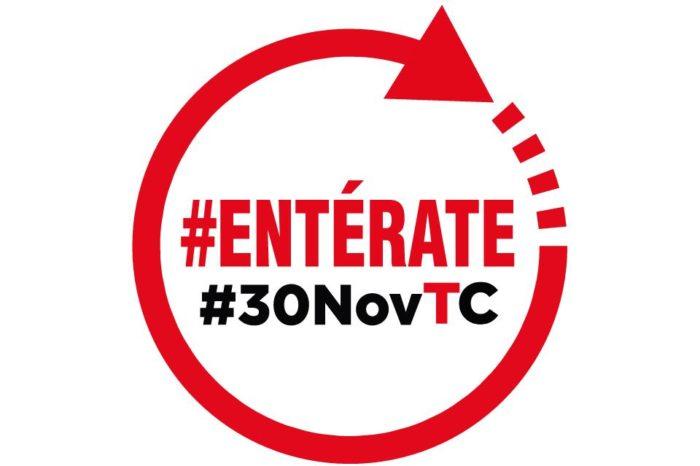 #Entérate de otras noticias importantes de este #30 de noviembre