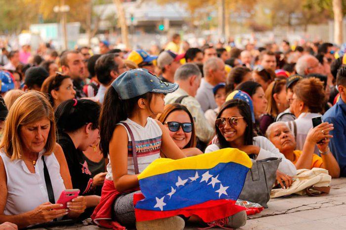 Venezolanos duplican las solicitudes de protección en la Unión Europea