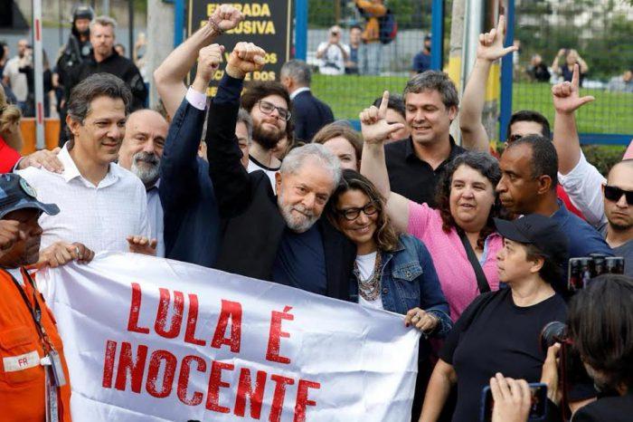 Lula libre, por Naky Soto