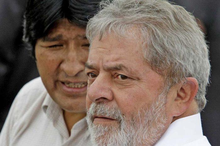 Lula da Silva dice que Evo Morales cometió un error al buscar un cuarto mandato