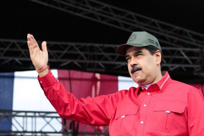 """Maduro lamenta el """"show diario"""" de la AN, pese a ser originado por el chavismo"""
