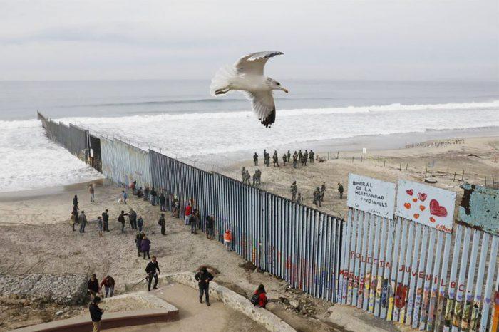 Los nuevos muros en todo el mundo 30 años después de Berlín