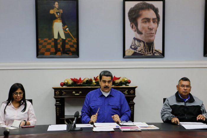 """Pese al """"bloqueo"""", Maduro regalará parques y gimnasios a La Habana por su aniversario"""