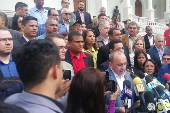 El tema de la impunidad deja con pocos argumentos al PSUV dentro de la AN