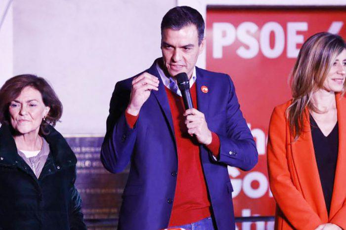 """PSOE no pactará con el PP y confía en """"entenderse"""" con Unidas Podemos"""