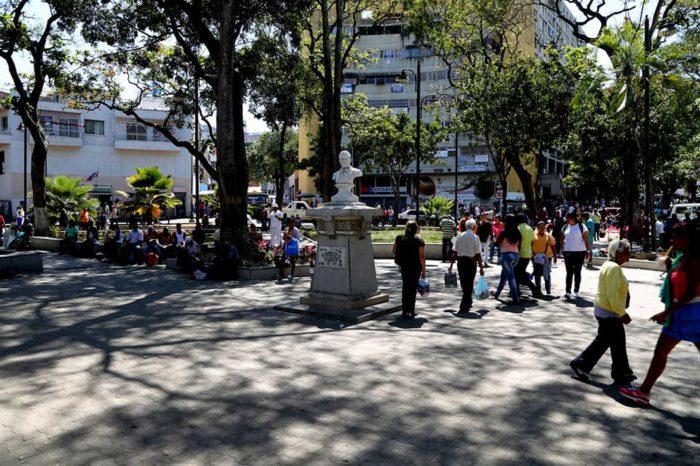 Plaza Perez Bonalde-Catia