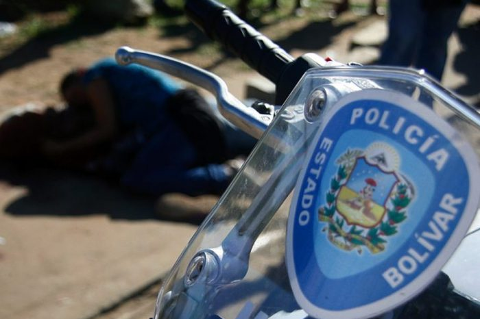 Detenidos cuatro policías por planes de sublevarse y protestar en Bolívar el #16Nov