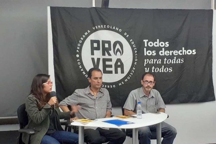 """Provea publica el libro """"Poesía contra la opresión"""" y lo intercambia por medicinas"""