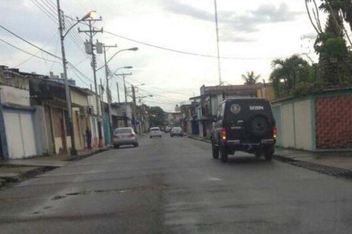 Diputados denuncian hostigamiento del Sebin frente a sus viviendas