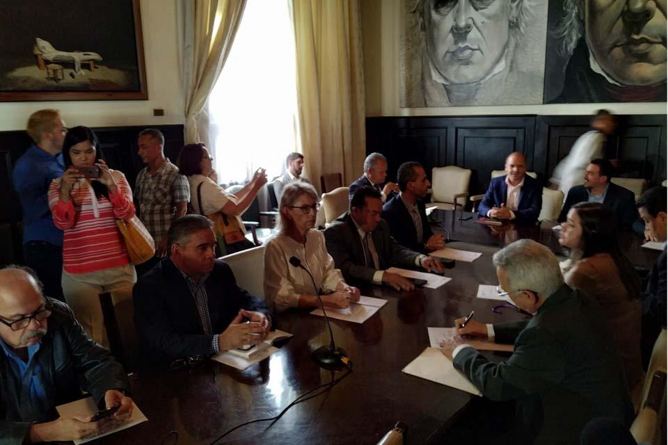 Diputados Comité de Postulaciones