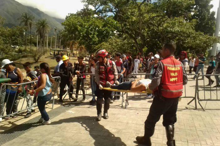 Al menos 19 heridos y 3 muertos deja caótico concierto de trap en Parque del Este