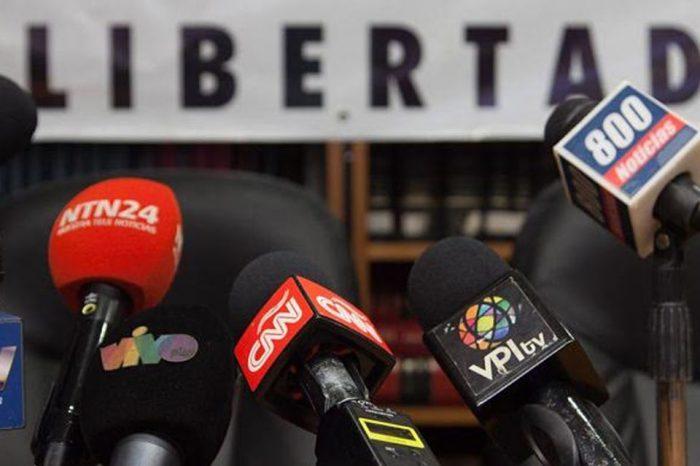 libertad de prensa - periodista