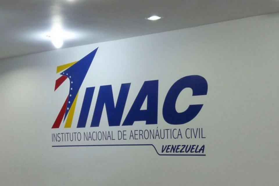 operaciones aéreas INAC