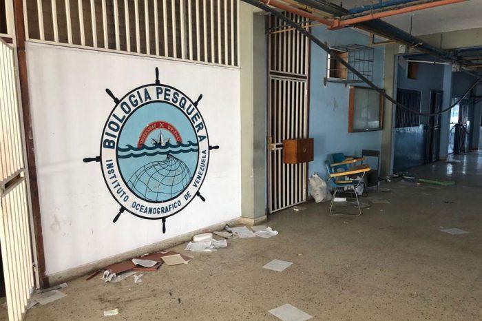 Laboratorios del Instituto de Oceanografía de la UDO fueron incendiados
