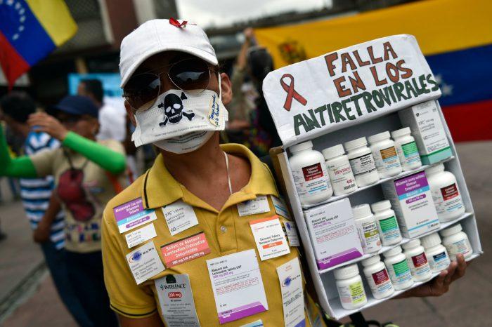 Aid for Aids recauda USD 1,3 millones para migrantes venezolanos con VIH
