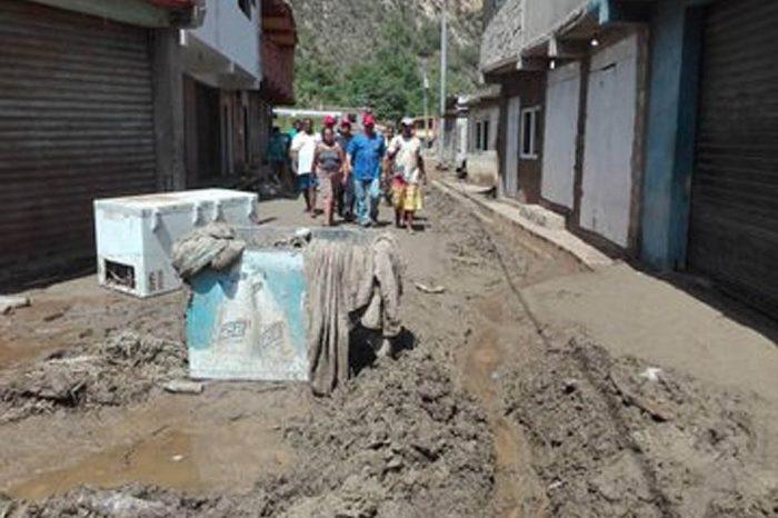 Solicitan ayuda para familias de Puerto Maya afectadas por desbordamiento de un río