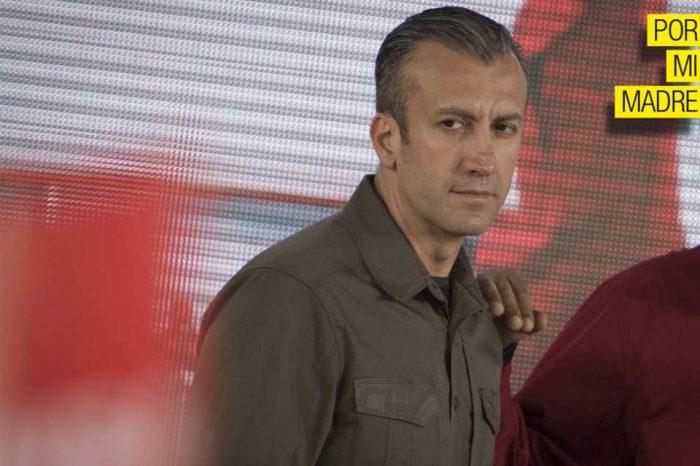 El susto que pasó Tareck El Aissami en Turquía
