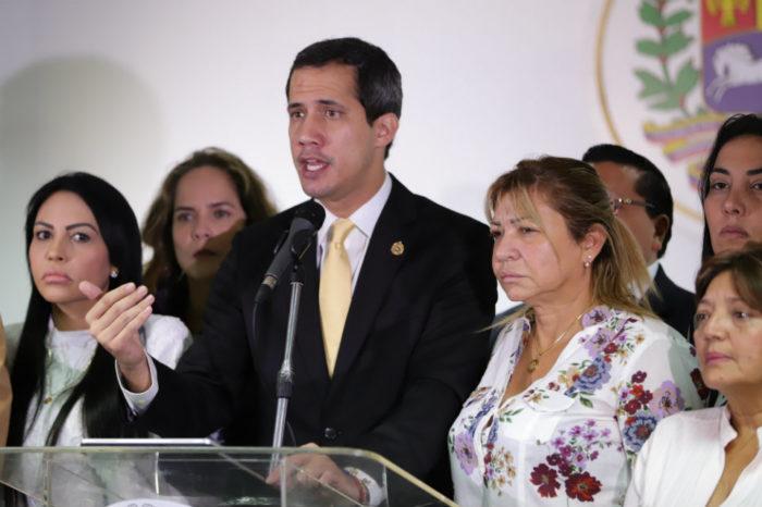 Guaidó: La dictadura se dio cuenta de que ya no puede comprar a los diputados