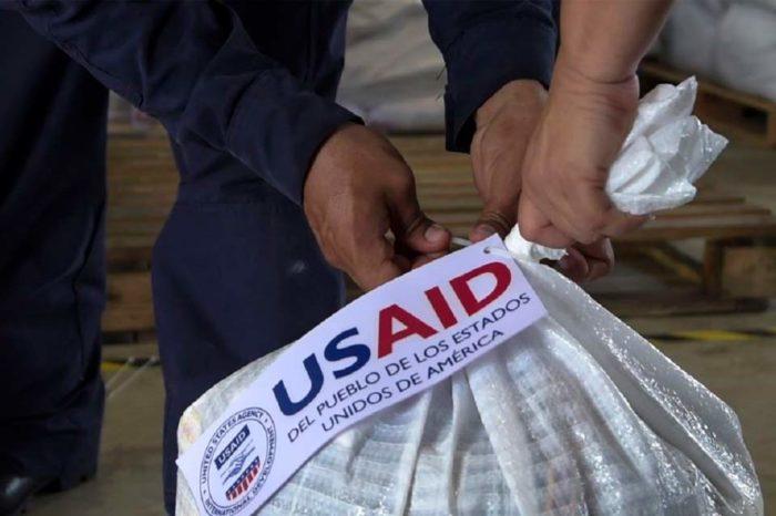Usaid aclaró que no ha otorgado fondos de la emergencia humanitaria a equipo de Guaidó
