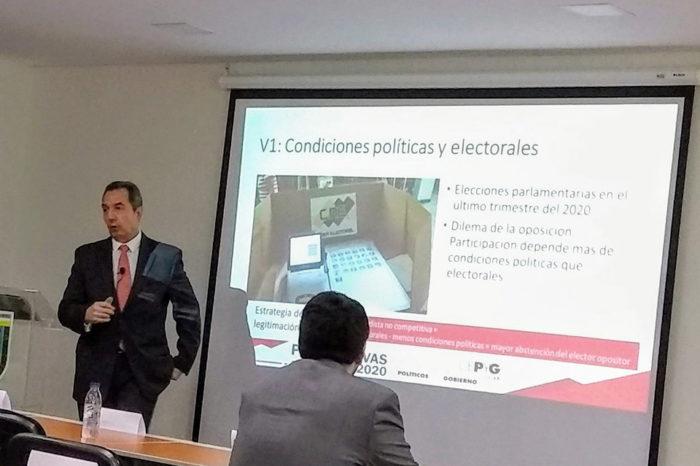 Condiciones para votar en 2020 pasan porque Maduro no sea presidente