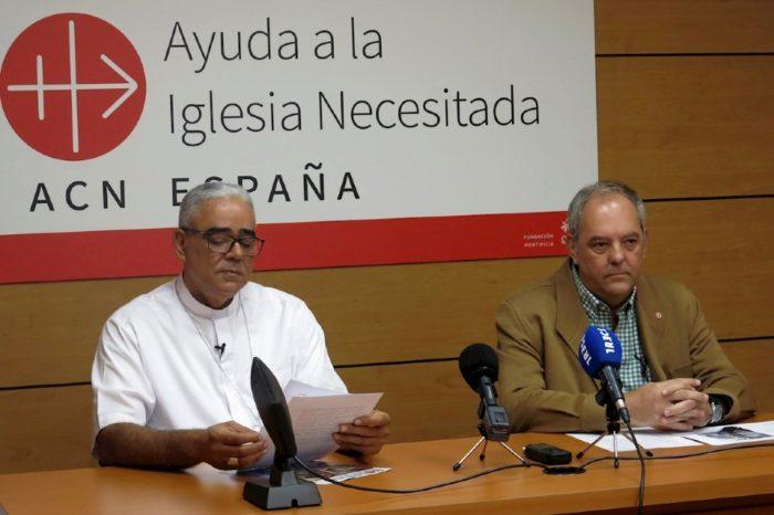 Fundación católica en España lanza campaña para ayudar en crisis humanitaria de Venezuela