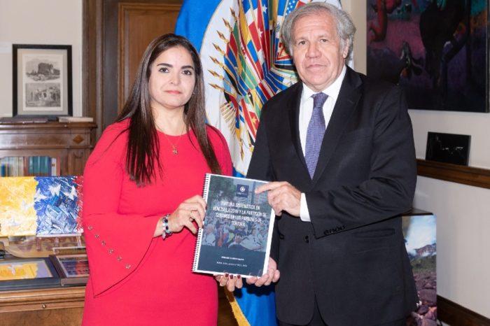 Almagro pide a la CPI que investigue torturas en Venezuela hecha por cubanos