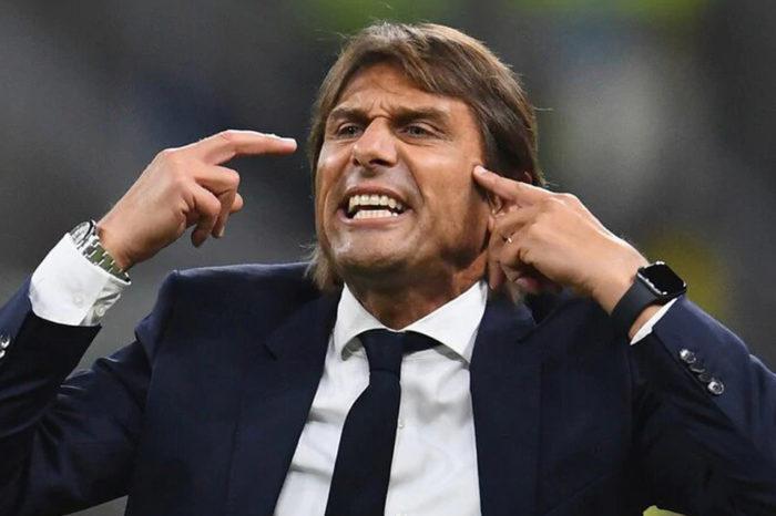Antonio Conte fue el artifice del dominio de la Juventus, por Gustavo Franco